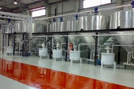 COOKING OIL FACTORY