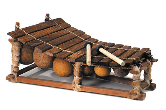 AFRICAN PERCUSSION INSTRUMENTS - AFROTURK - The Bridge